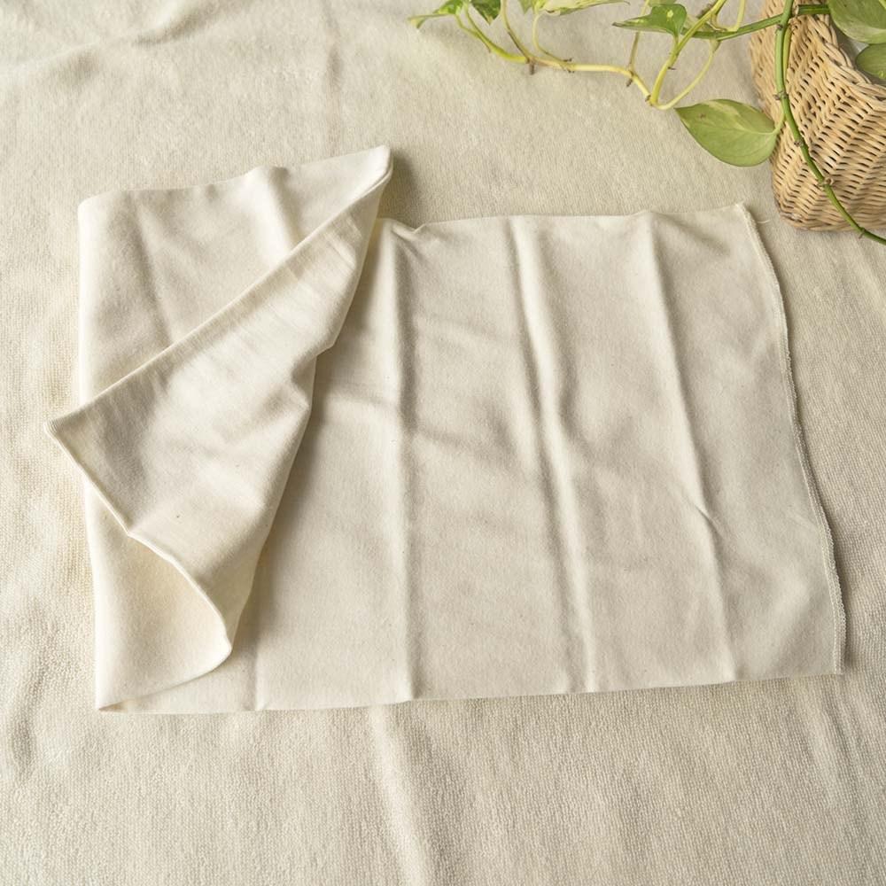 高級な パンヤ枕 専用ピローケースはオーガニックコットン100%です もちろん別の用途で利用していただいても構いません 新色 ゆるエコ オーガニックコットン100% パンヤ枕専用 ピローケース