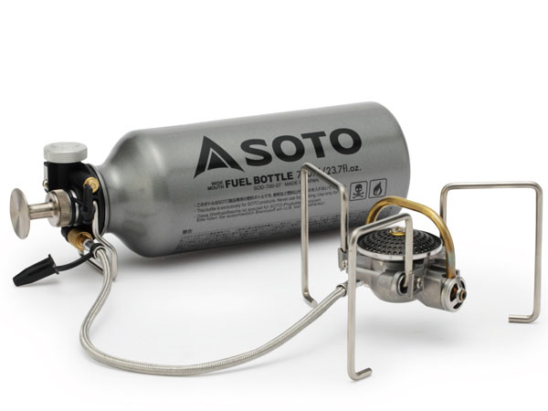 SOTO ソト ガソリンストーブ MUKAストーブ バーナー SOD-371