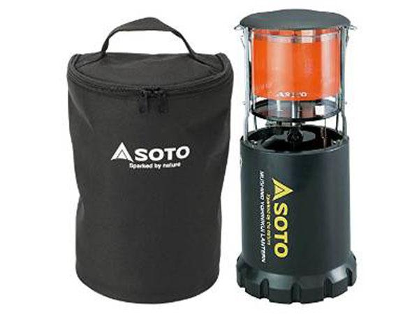SOTO ソト ランタン 虫の寄りにくいランタンケースセット ST-233CS