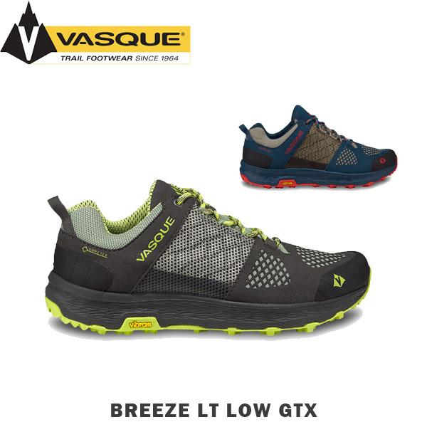 バスク レディース ハイキングシューズ ブリーズ LT Low GTX BREEZE LT LOW GTX ゴアテックス GORE-TEX ローカット アウトドア トレッキングシューズ VASQUE VAS12747863 国内正規品