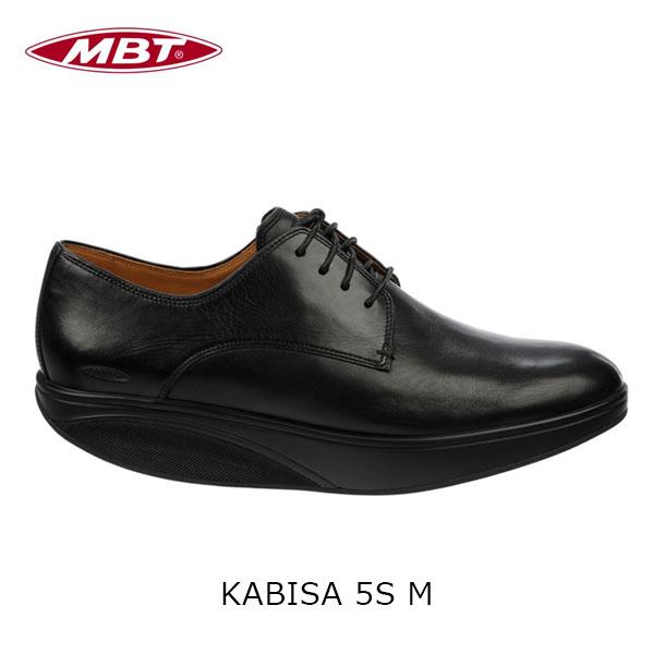 送料無料 エムビーティー MBT 靴 メンズ カビサ KABISA 5 S M BLACK CALF トレーニング 健康 イーラボ 男性用 MBT700487