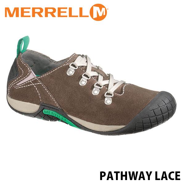 送料無料 メレル パスウェイレース メンズ メレルストーン アウトドア ウォーキング 登山 スニーカー シューズ 靴 男性用 MERRELL PATHWAY LACE MERRELL STONE 41565 MERM41565