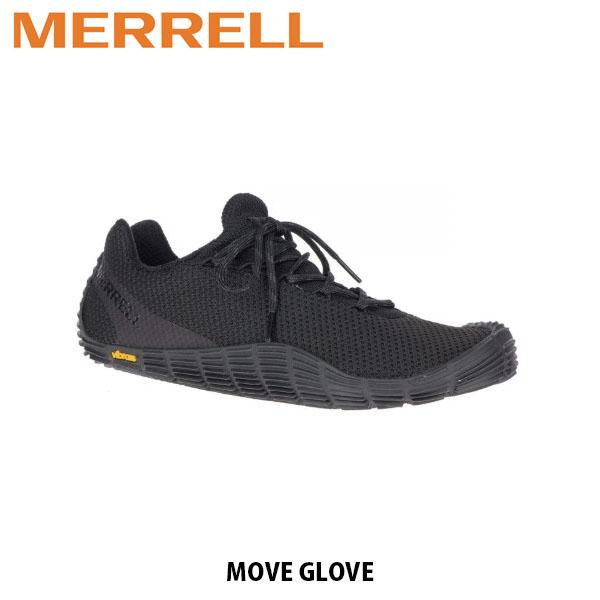 送料無料 メレル MERRELL メンズ スニーカー ムーブ グローブ ブラック MOVE GLOVE BLACK トレーニングシューズ 男性用 16737 MERM16737