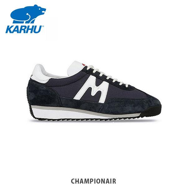 送料無料 KARHU カルフ メンズ レディース スニーカー チャンピオンエア CHAMPIONAIR NIGHTSKY×WHITE ローカット 定番 フィンランド 北欧 KH805010