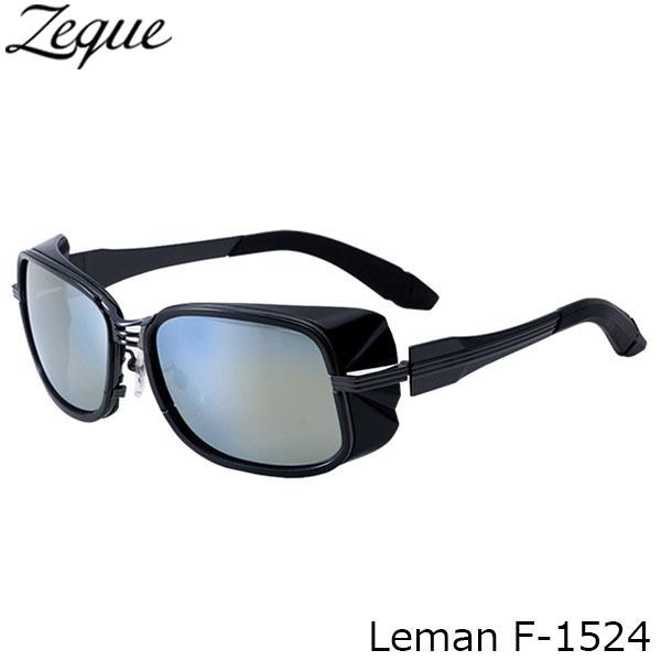 送料無料 ジールオプティクス 偏光サングラス F-1524 Leman GUNMETAL×BLACK TRUEVIEW SPORTS×BLUE MIRROR 釣り フィッシング アウトドア メンズ レディース 偏光グラス 偏光レンズ ZEAL OPTICS GLE4580274166931