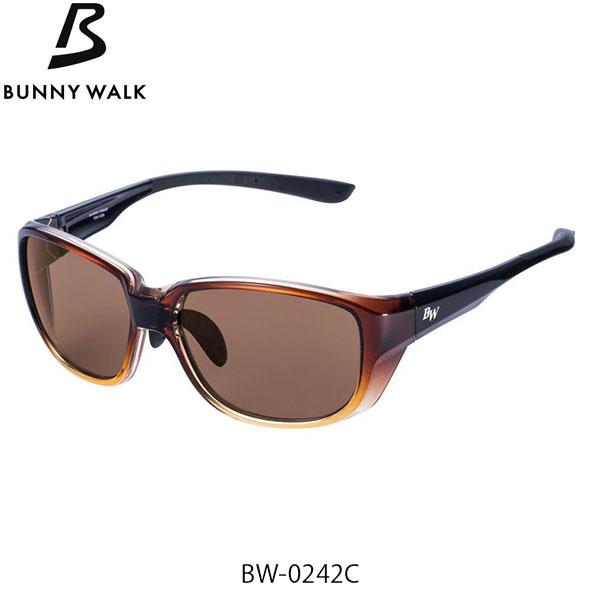 偏光グラス フィッシング 釣具 BUNNY WALK 永遠の定番モデル バニーウォーク 偏光サングラス LENS HC-BROWN×POPUP HALF ハーフブラウン×ブラック BROWN×BLACK NEW BW-0242C GLE4580274171560