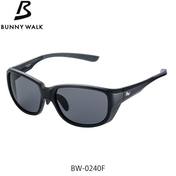 偏光グラス フィッシング 釣具 BUNNY WALK バニーウォーク 偏光サングラス マットブラック 返品交換不可 新作続 BLACK GLE4580274171591 SMOKE BW-0240F MATTE