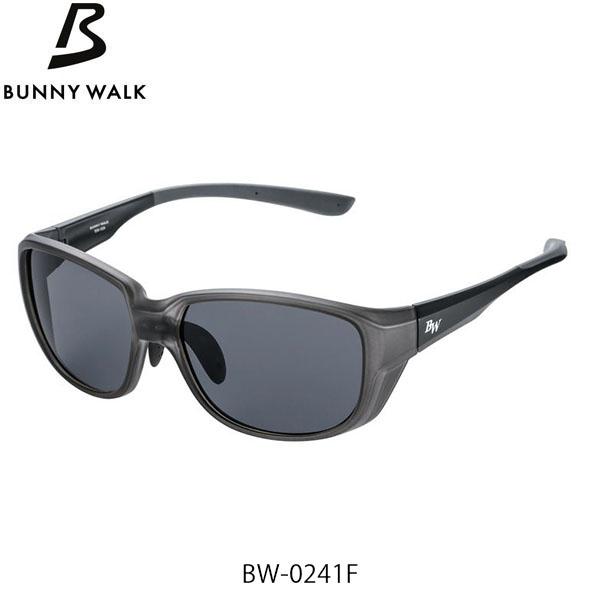 偏光グラス フィッシング 釣具 BUNNY WALK 登場大人気アイテム バニーウォーク 偏光サングラス SMOKE GLE4580274171607 GRAY×BLACK FROST 贈呈 BW-0241F フロストグレー×ブラック