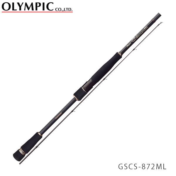 送料無料 OLYMPIC オリムピック エギングロッド 釣竿 EGING Super Calamaretti GSCS-872ML スーパーカラマレッティー OLY4571105691081