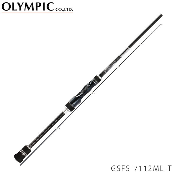 送料無料 OLYMPIC オリムピック 釣竿 メバル/ロックフィッシュ MEBARU/ROCKFISH 18 Super FINEZZA 18 スーパーフィネッツァ GSFS-7112ML-T OLY4571105692729