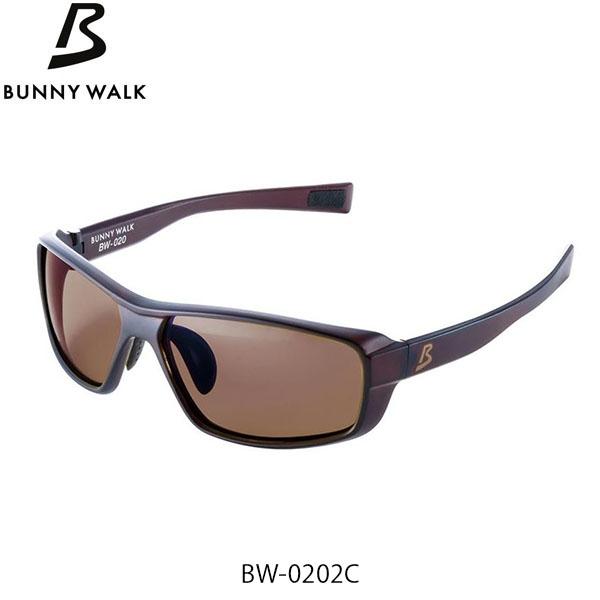 偏光グラス フィッシング 釣具 日本人の為の設計 BUNNY 最新アイテム WALK 偏光サングラス 国際ブランド バニーウォーク CLEAR POPUP GLE4580274171430 BW-020 HC-BROWN BW-0202C BROWN LENS