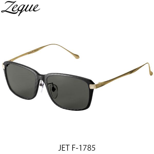 送料無料 ジールオプティクス 偏光サングラス ジェット JET F-1785 ブラック×ゴールド トゥルービューフォーカス 釣り フィッシング アウトドア 偏光グラス 偏光レンズ ZEAL OPTICS GLE4580274167549