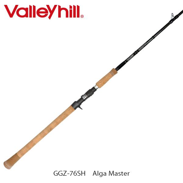 送料無料 バレーヒル 雷魚ロッド GUN2ゼロ・スネイクヘッドスペシャル GGZ-76SH アルガマスターライギョ 釣り フィッシング Valleyhill VAL031453