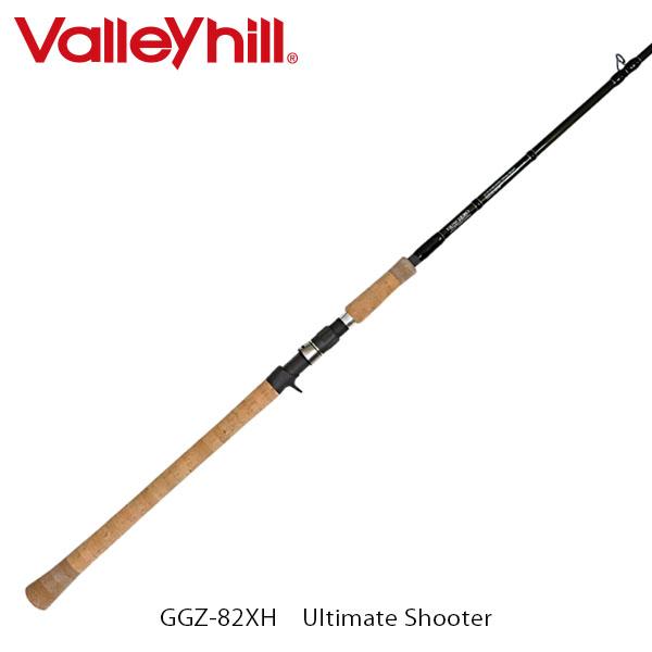 送料無料 バレーヒル 雷魚ロッド GUN2ゼロ・スネイクヘッドスペシャル GGZ-82XH アルティメットシューターライギョ 釣り フィッシング Valleyhill VAL031477