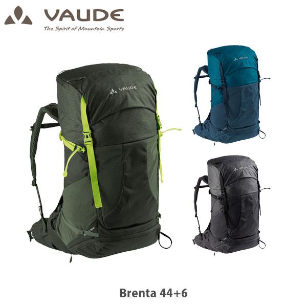 アウトドア 送料無料 VAUDE ファウデ ブレンタ 44+6 Brenta バックパック 14395 トレッキング ハイキング セールSALE%OFF 専門店 リュック VAU14395