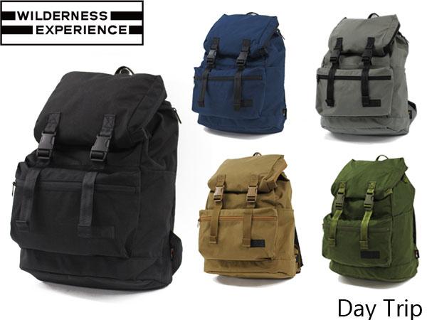 ウィルダネスエクスペリエンス バックパック デイトリップ Day Trip 27L WILDERNESS EXPERIENCE WIL017