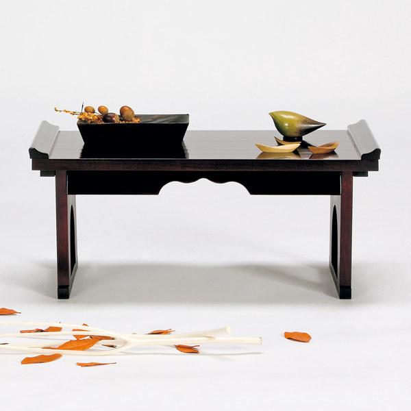 折り畳み桐机:送料無料