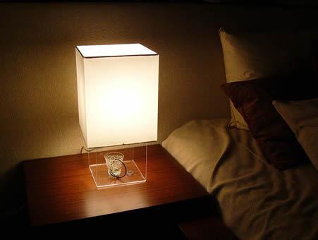 Sweet スィート 超歓迎された 綿ブロードシェード:テーブルスタンド 激安超特価 :送料無料 インテリア照明 FlamesSweet