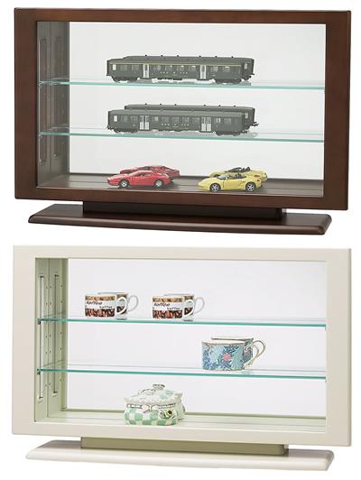 rect.コレクションケース《ワイド》鉄っちゃんのための模型ケース