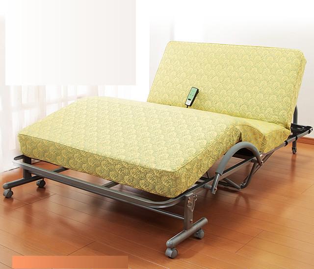 電動リクライニングベッド 介護ベッド 高反発スプリングマット仕様