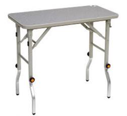 トリミングテーブル 折り畳み昇降タイプ W850:送料無料