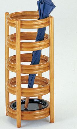 アンブレラスタンド 傘立て 玄関 ライフ in 籐 :送料無料 ラタン アジアン リング メーカー再生品 新作 大人気