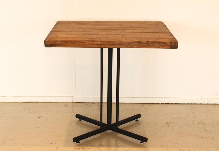天然木無垢オイル塗装 カフェテーブル