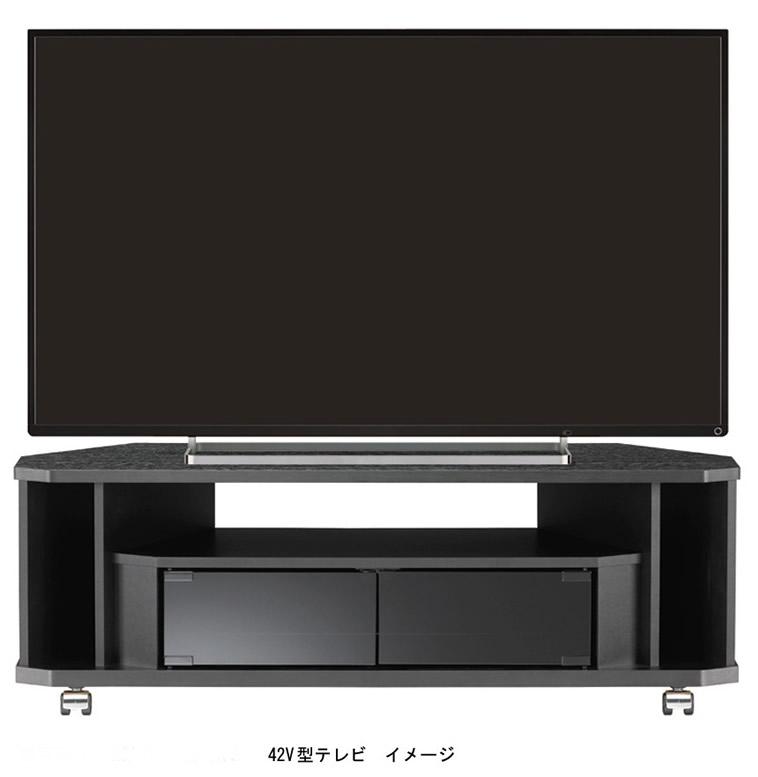 コーナーテレビ台100cm幅