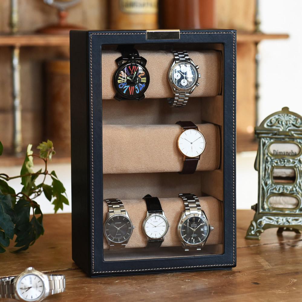 腕時計ケース ウォッチコレクションケース 時計収納