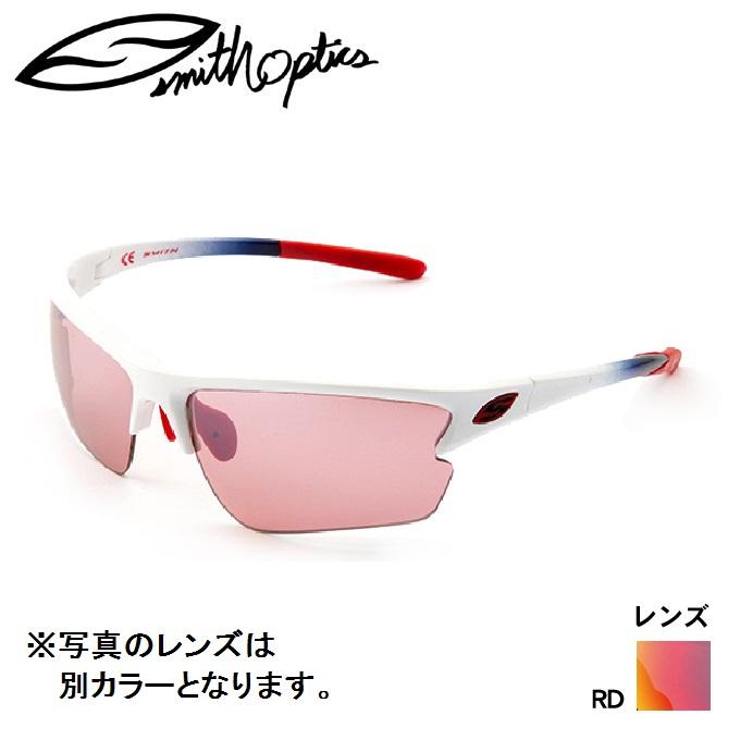 スミス SMITH サングラス メンズ レディース ReactorMKII Trico Kaburaki Red Mirror bb