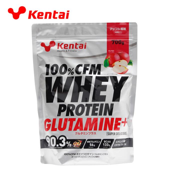 【期間限定8%OFFクーポン!】ケンタイ プロテイン 100%CFM WHEYPROTEIN GLUTAMINE+ K0223 Kentai