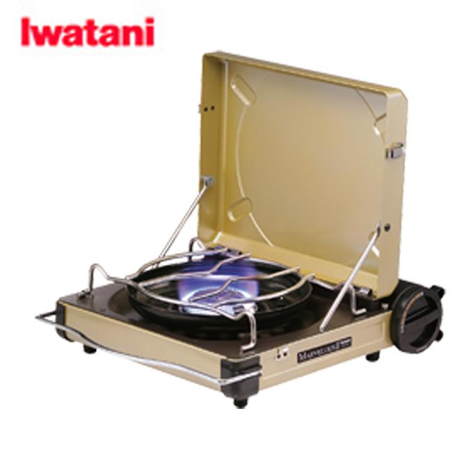 イワタニ Iwatani カセットコンロ カセットフー マーベラスII CB-MVS-2 bb