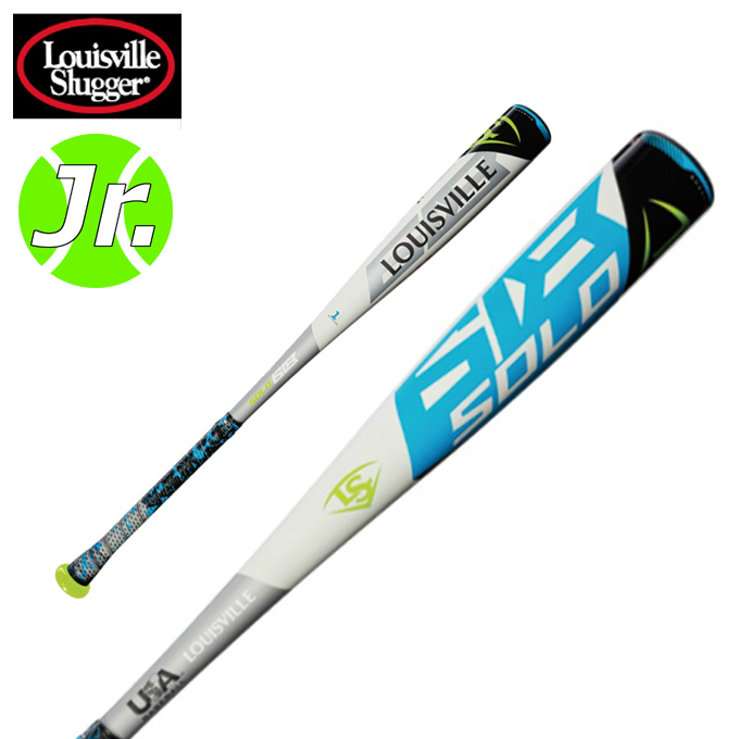 ルイスビルスラッガー 少年硬式 リトルリーグ用 バット 野球 SOLO618 ジュニア 小学生 Louisville Slugger WTLUBS618 bb