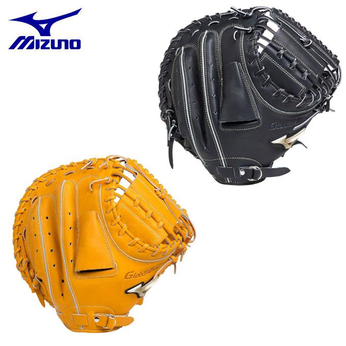 ミズノ MIZUNO 野球 一般軟式グラブ 捕手用 軟式用 グローバルエリート ミット革命 捕手用 C-7型 1AJCR18300 bb