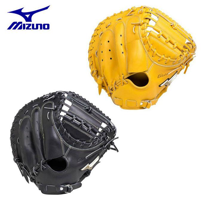 ミズノ MIZUNO 野球 少年軟式グラブ 捕手用 ジュニア ゴールデンエイジ軟式用 グローバルエリート ミット革命 1AJCY18000 bb