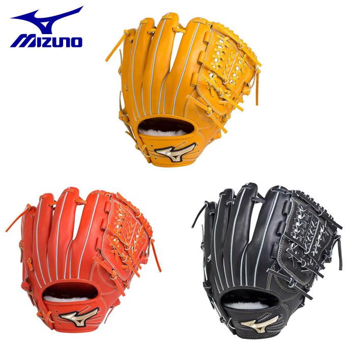 ミズノ MIZUNO 野球 硬式グラブ 硬式用 グローバルエリート Hselection02 オールラウンド用 1AJGH18300 bb