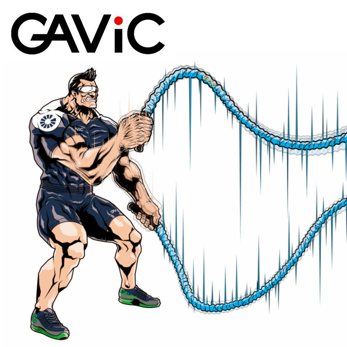 ガビック GAVIC 野球 体幹トレーニング トレーニング用品 パワーロープ 7.5 GC1234 bb