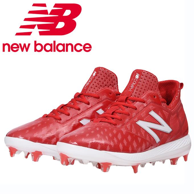 金具からポイントへ! ニューバランス スパイク 野球 樹脂底 メンズ COMPOSITE TR1 COMPTR1 D new balance bb