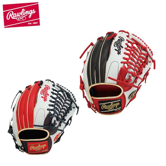 ローリングス Rawlings 野球 一般軟式グラブ オールラウンド用 メンズ レディース 軟式用HOH GOLD GR8FHG56L bb