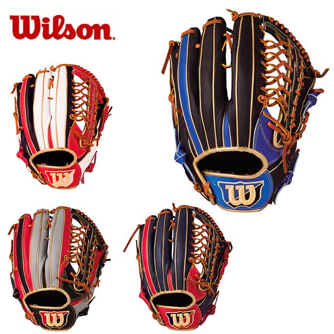 展示会限定 ウイルソン Wilson 野球 一般軟式グラブ 外野手用 メンズ レディース WANNABE HERO DUAL外野手 WTARHED8F bb