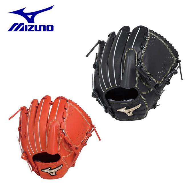ミズノ MIZUNO 野球 一般軟式グラブ 投手用 軟式用 メンズ レディース グローバルエリート Hselection00 1AJGR19201 bb