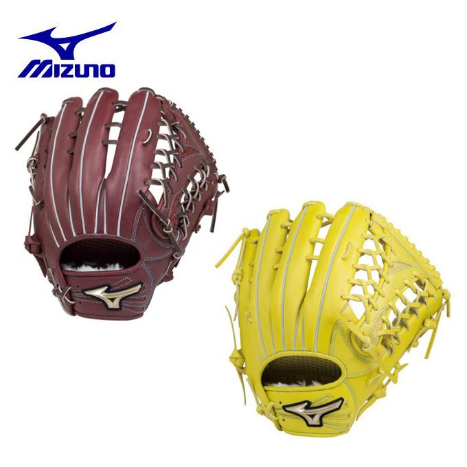 ミズノ 野球 一般軟式グラブ 外野手用 メンズ レディース グローバルエリート Hセレクション02 外野手用 1AJGR19307 MIZUNO bb