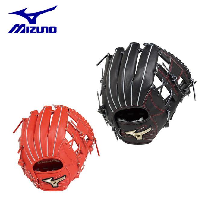 ミズノ 野球 一般軟式グラブ 内野手用 メンズ レディース ゴールデンエイジ軟式用 グローバルエリート ブランドアンバサダー 1AJGY19003 MIZUNO bb