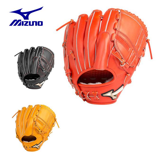 ミズノ 野球 一般軟式グラブ 投手用 メンズ レディース グローバルエリート Hselection02 Hセレクション 1AJGR20401 MIZUNO bb
