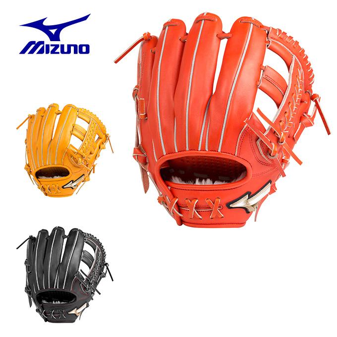 ミズノ 野球 一般軟式グラブ オールラウンド用 メンズ レディース 軟式用 グローバルエリート Hselection02 Hセレクション サイズ10 1AJGR20400 MIZUNO bb