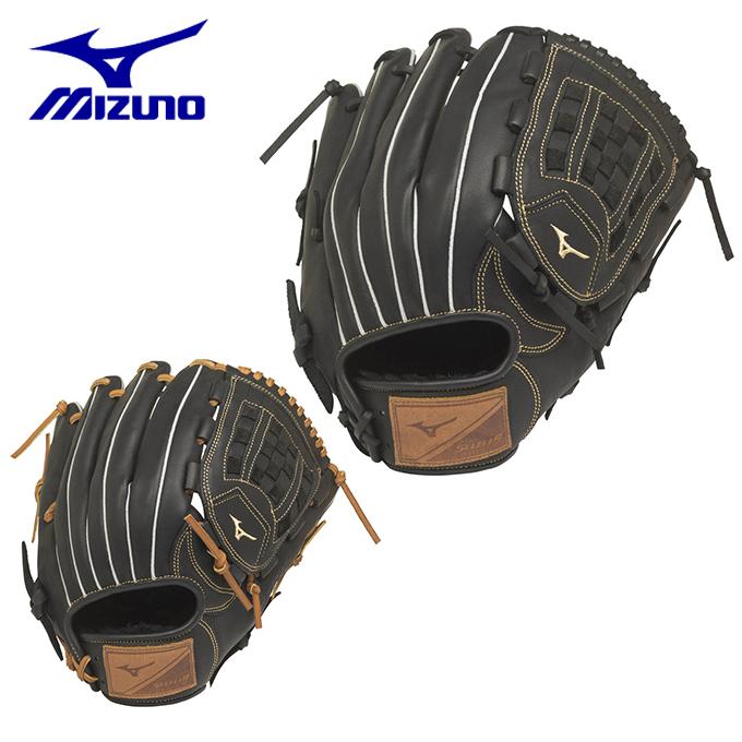 ミズノ 野球 一般軟式グラブ オールラウンド用 メンズ 軟式用 セレクトナイン サイズ12 1AJGR22810 MIZUNO bb