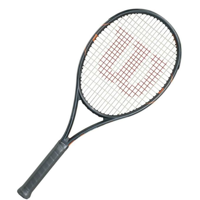 【沖縄県内(離島含)3,240円以上購入で送料無料】ウイルソン(Wilson) テニス 硬式ラケット 未張り上げ BURN FST 99 WRT729110x