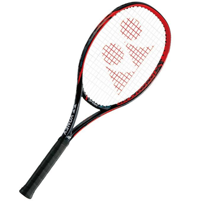 【沖縄県内(離島含)3,240円以上購入で送料無料】ヨネックス ( YONEX ) テニス 硬式ラケット 未張り上げ ( メンズ・レディース ) Vコア エスブイ100 VCSV100-726