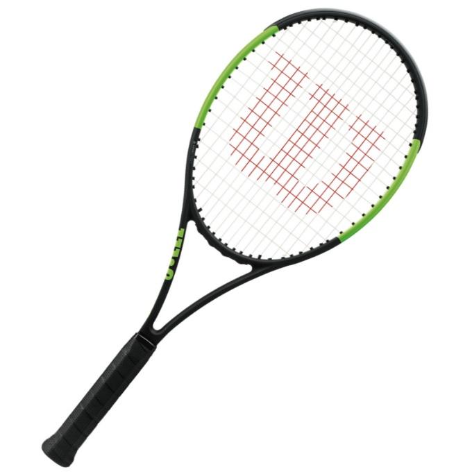【沖縄県内(離島含)3,240円以上購入で送料無料】ウイルソン Wilson硬式テニスラケット 未張り上げBLADE 98S COUNTERVAILWRT733010