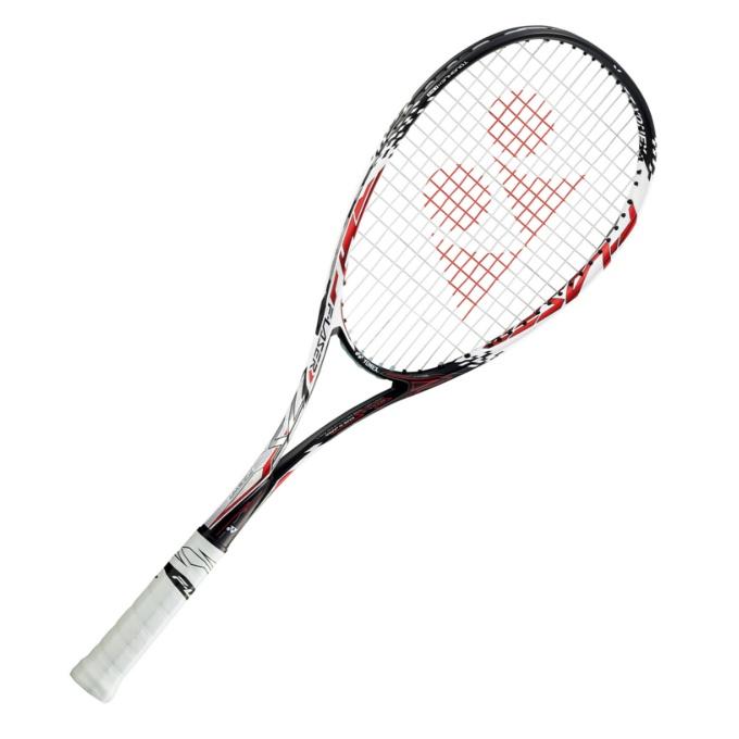【沖縄県内(離島含)3,240円以上購入で送料無料】ヨネックス YONEX ソフトテニスラケット 未張り上げ 後衛向け メンズ レディース エフレーザー7S FLR7S